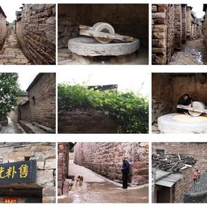 邢台游记图文-【王硇】巍巍太行山中一个不被大众知晓的石头城堡