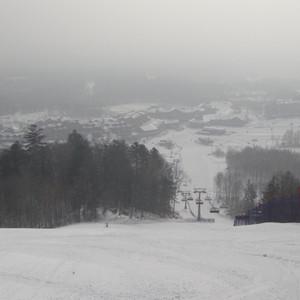 长白山西坡游记图文-哈尔滨自驾万达长白山国际度假区滑雪休闲游攻略