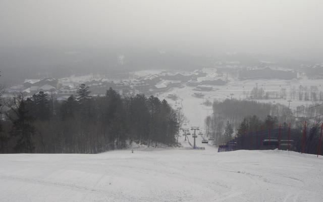 哈尔滨自驾万达长白山国际度假区滑雪休闲游攻略