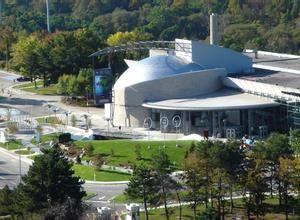 安大略省自然科学馆旅游景点攻略图