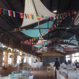 海洋长城餐厅旅游景点攻略图