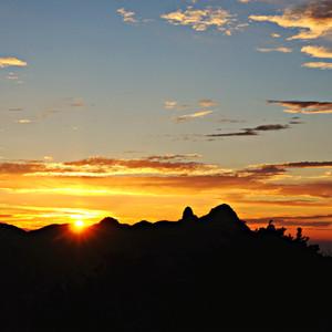 蒙阴游记图文-【山东】夜爬蒙山:璀璨的夜与惊艳的日出