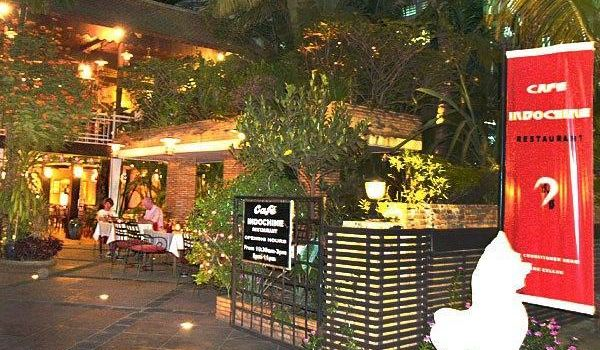 Cafe Indochine