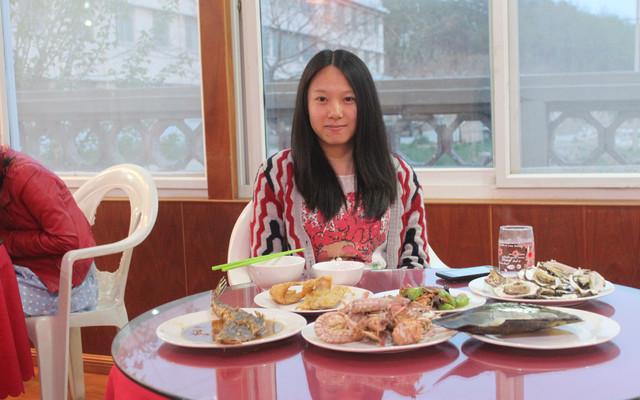 美食渔村 长岛三天三夜吃货行