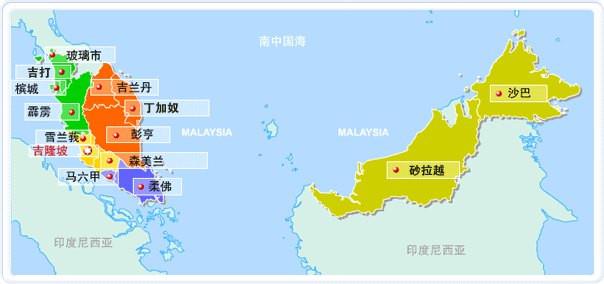 西马来西亚半岛,似曾相识,不得不来