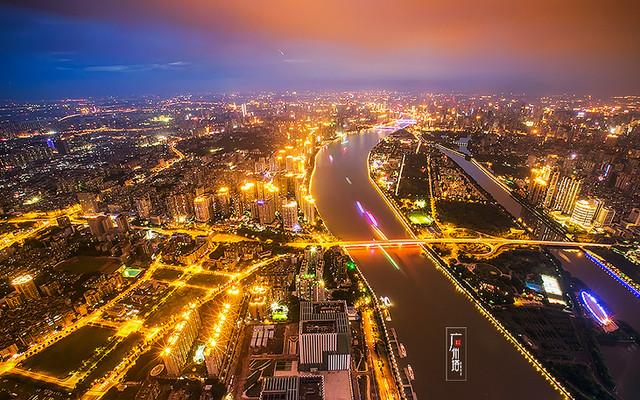 【加游站】One Night In GuangZhou,后会有期