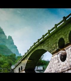 [云台山游记图片] 山水里的传奇世界 —— 逐梦,云台之巅