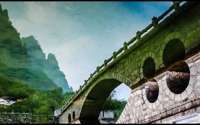 山水里的传奇世界 —— 逐梦,云台之巅