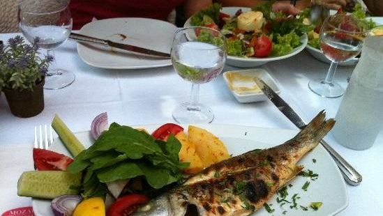 Mozaik Cafe Restaurant & Terrace