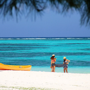 哥打京那巴鲁游记图文-【加游站】【沙巴】蓝色的大海,红色的日落,我和你的海边香格里拉