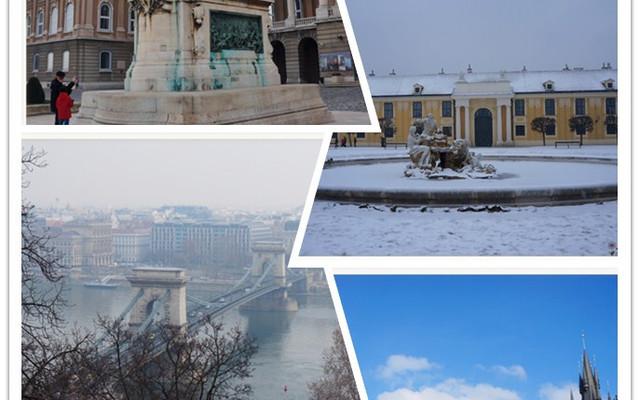 远离喧闹的城市,逃避窒息的雾霾,享受东欧唯美小镇。(匈牙利、斯洛伐克、奥地利、捷克冬季之旅
