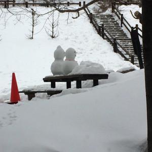 有珠郡游记图文-梦里的北海道之冬季