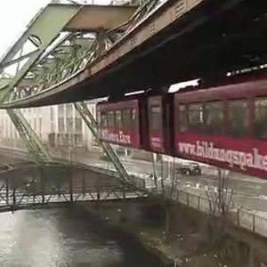 埃森游记图文-欧洲小镇系列之(7)Wuppertal
