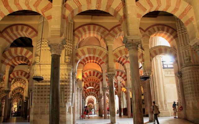 再游欧洲--法国西班牙35天自由行(9):CORDOBA,TOLEDO,SALAMANCA