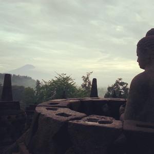 婆罗浮屠游记图文-不一样的印尼·安缦游(3)