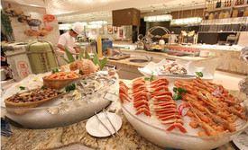 海中洲國際大酒店自助餐廳