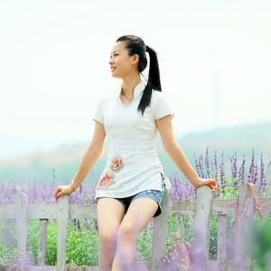 沂南游记图文-沂蒙清新女孩苏韵涵的薰衣草之梦
