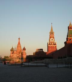 [莫斯科游记图片] 欧洲帝都系列之七 莫斯科游记