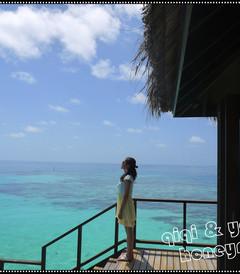 [马尔代夫游记图片] 【蔚蓝马代】人间天堂Coco Palm Bodu Hithi蜜月全记录~海量图片哦~
