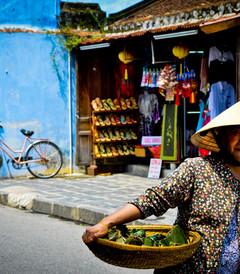 [会安游记图片] 色彩越南