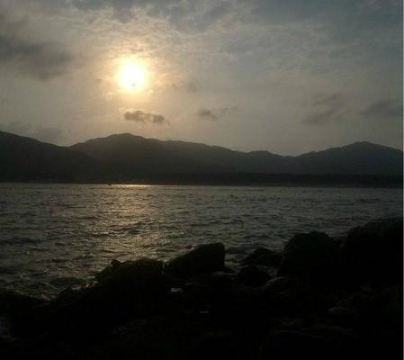 深圳南澳西冲团购两日游经验分享——2013夏天