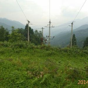 白坡山自然保护区旅游景点攻略图