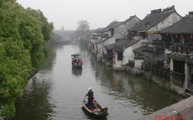 宁波到西塘攻略