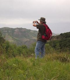 [灵山游记图片] 情迷北灵山,一个人的黄草梁