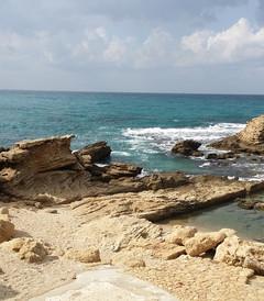 [海法游记图片] 地中海古城凯撒利亚:以色列纪行三