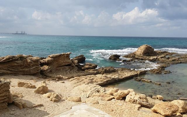 地中海古城凯撒利亚:以色列纪行三