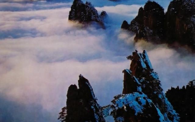 我的黄山宏村——在西海瘸了拄拐了(那些年,我们一起游的旅途)