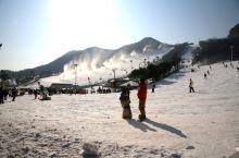 京畿道滑雪体验
