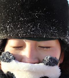 [漠河游记图片] 南方小妞的最北之旅-------冰封的漠河(属于穷游类型的)