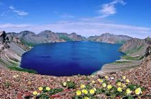 远离酷暑 l 盛夏的长白山, 大约还在冬季
