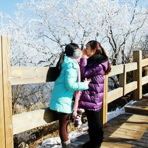 西岭雪山游记图文-冬日一起去看雪——游西岭雪山