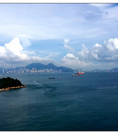 [香港游记图片] 两个女人的香港臭美行