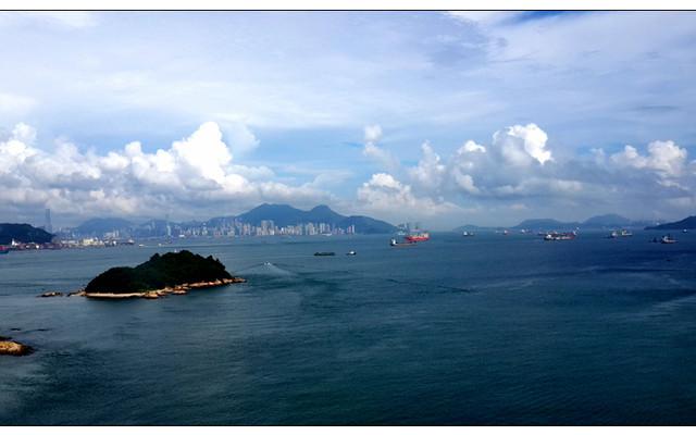 两个女人的香港臭美行