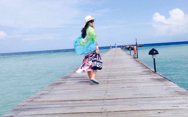 在三星岛看五星海,马尔代夫Fun Island