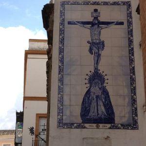 圣十字广场旅游景点攻略图
