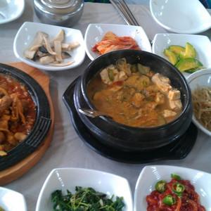 庆州游记图文-韩国庆州小吃