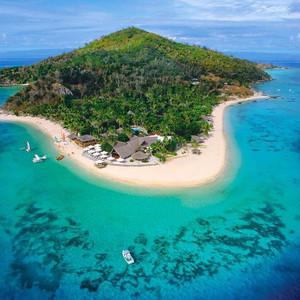 """珊瑚海岸游记图文-""""天堂不过如此""""——斐济"""
