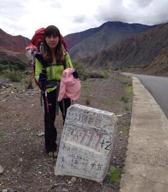 [拉萨游记图片] 徒步在中国最美的国道——318国道之流浪记:上海至尼泊尔(下)