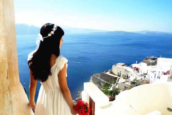 希腊十日蜜月游记