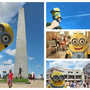 波士顿游记图文-带着小黄人去旅行:于行走中感受波士顿的历史