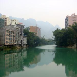 河池游记图文-巴马随意游