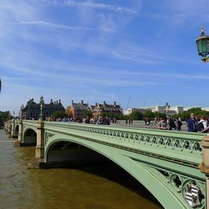 伦敦游记图文-【英国】到伦敦去