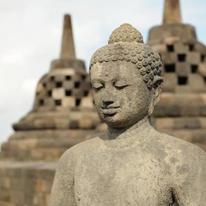 婆罗浮屠游记图文-从西向东穿越印尼中南部(三,日惹)
