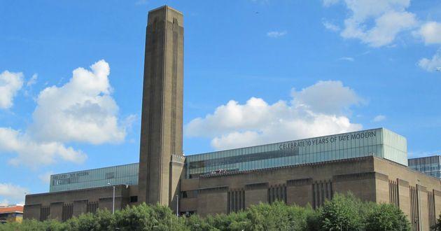 泰德现代美术馆旅游景点图片