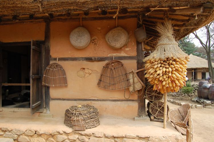 Korean Folk Village1