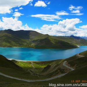 乃东游记图文-西藏,看一眼就忘不掉的地方---之四:山南昌珠寺、羊卓雍错
